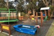 Caravan park located in beautiful, regional Woodside.