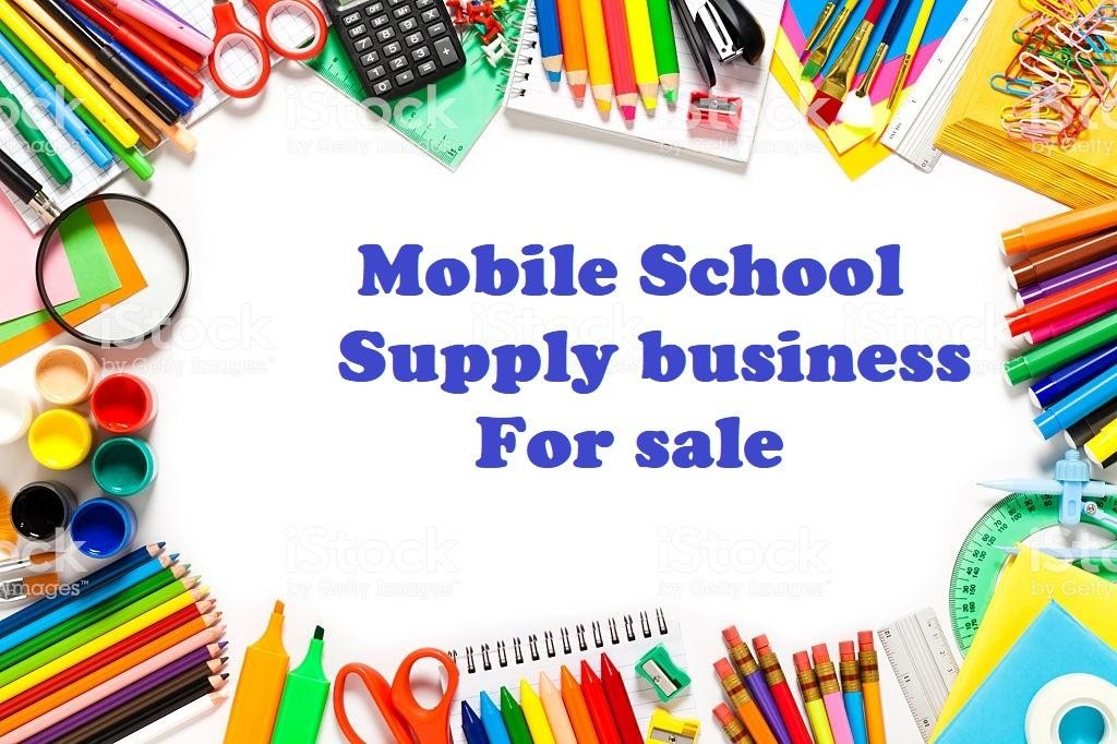 Mobile school supply business SS