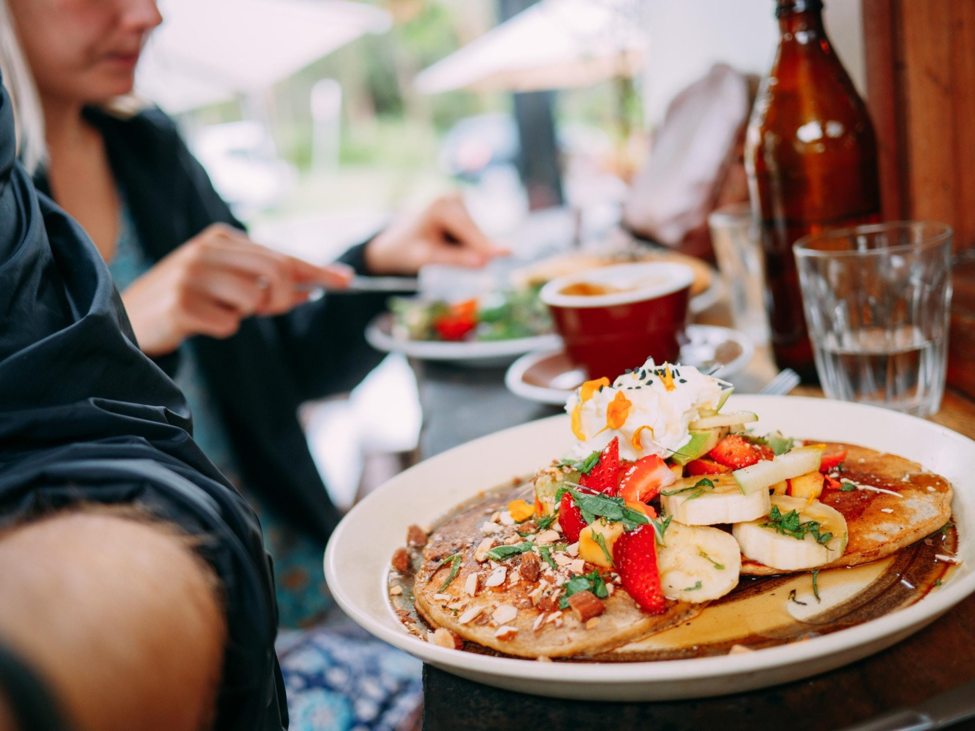 Licensed Cafe and Bar for Sale in Cronulla - Weekly Sales $12,000 CF