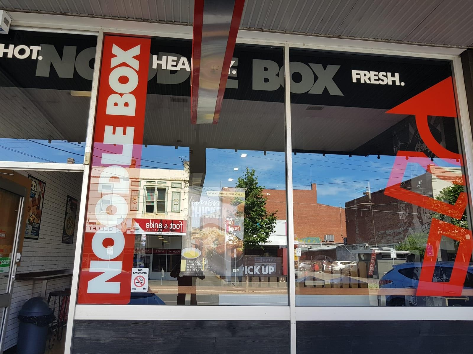 TOP PERFORMING STORE Noodle Box Ballarat 360BS