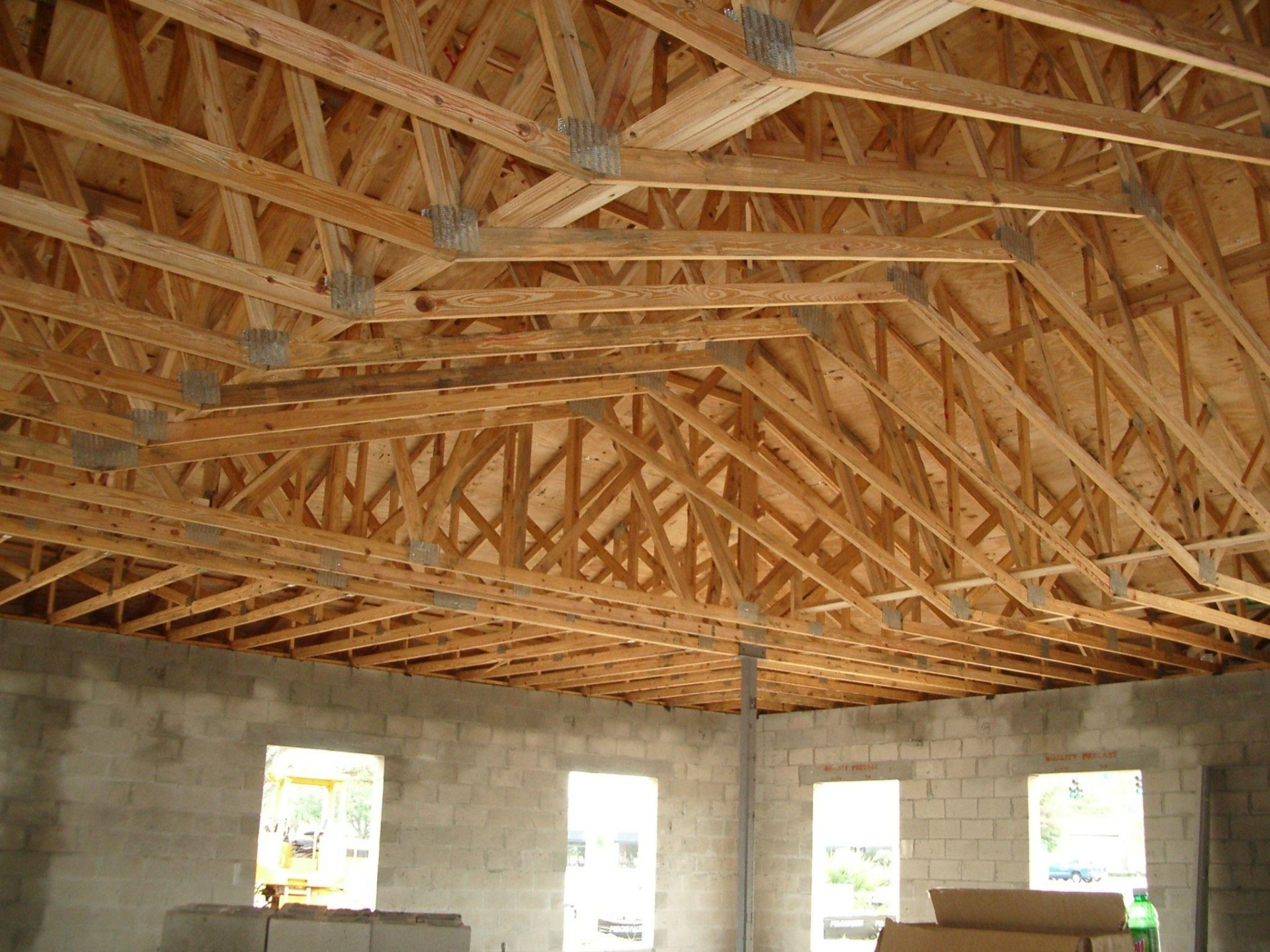 Frame and Truss Manufacturer - Business $195,000 and Freehold $800,000