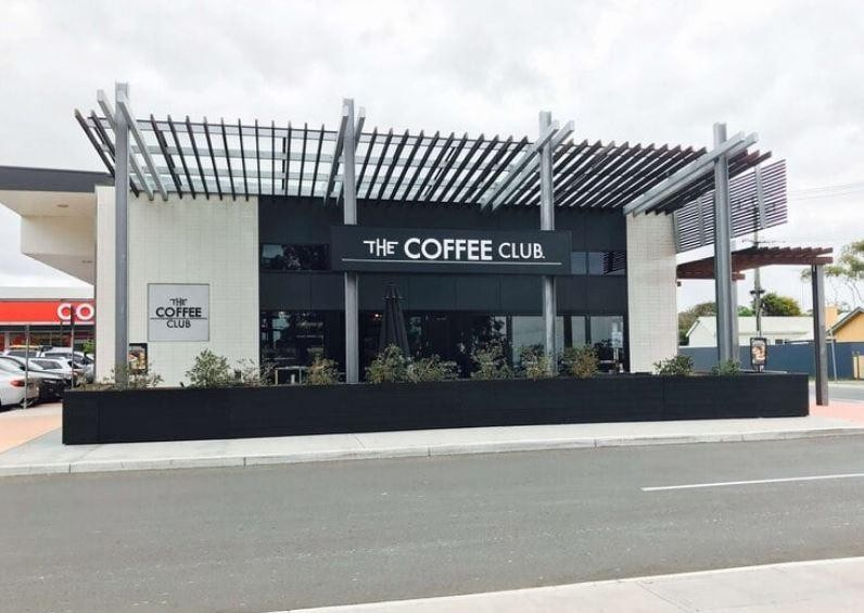 PRICE REDUCTION The Coffee Club Torquay 360BS