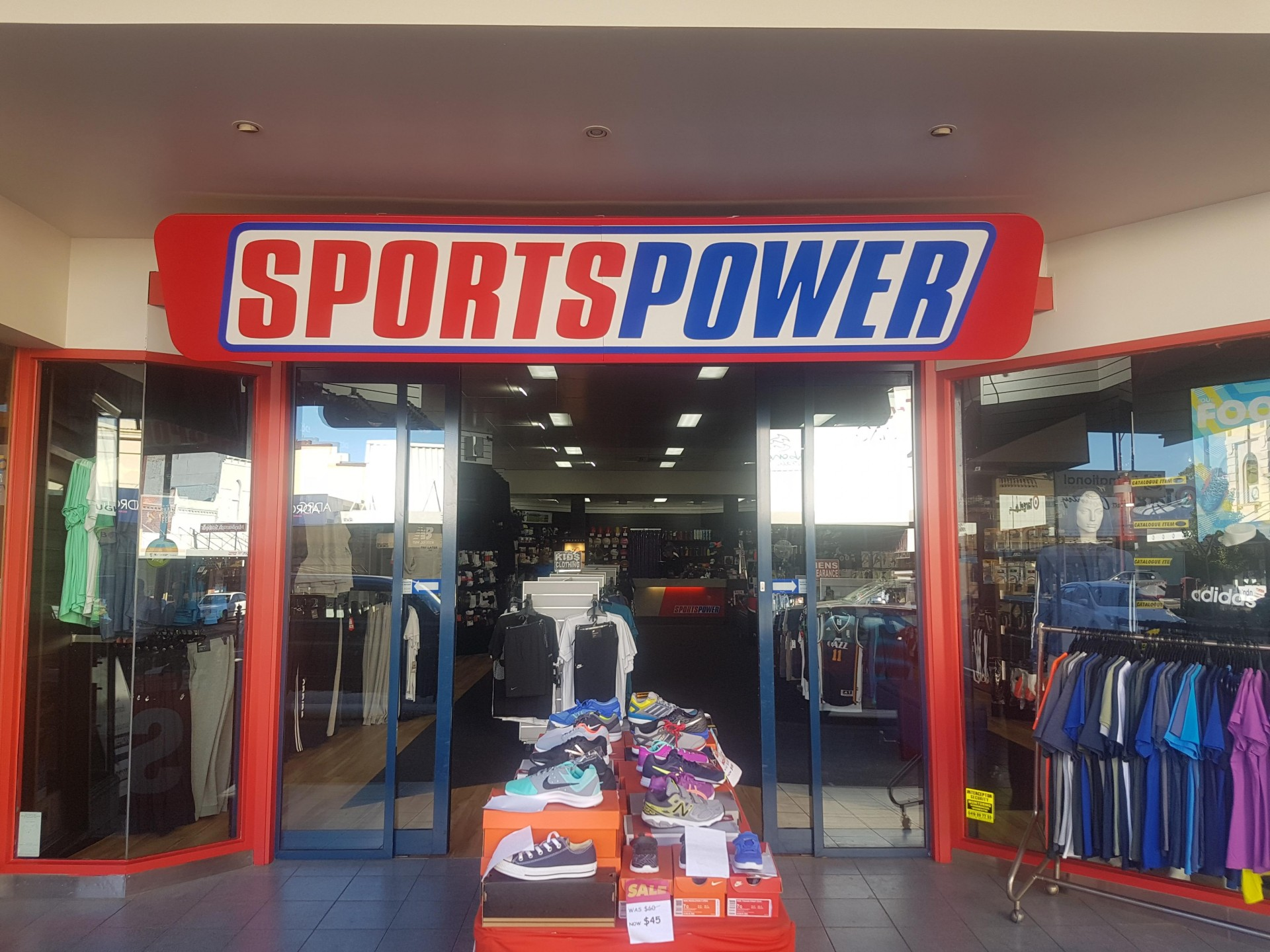 Sporting Retailer- Great Cashflow