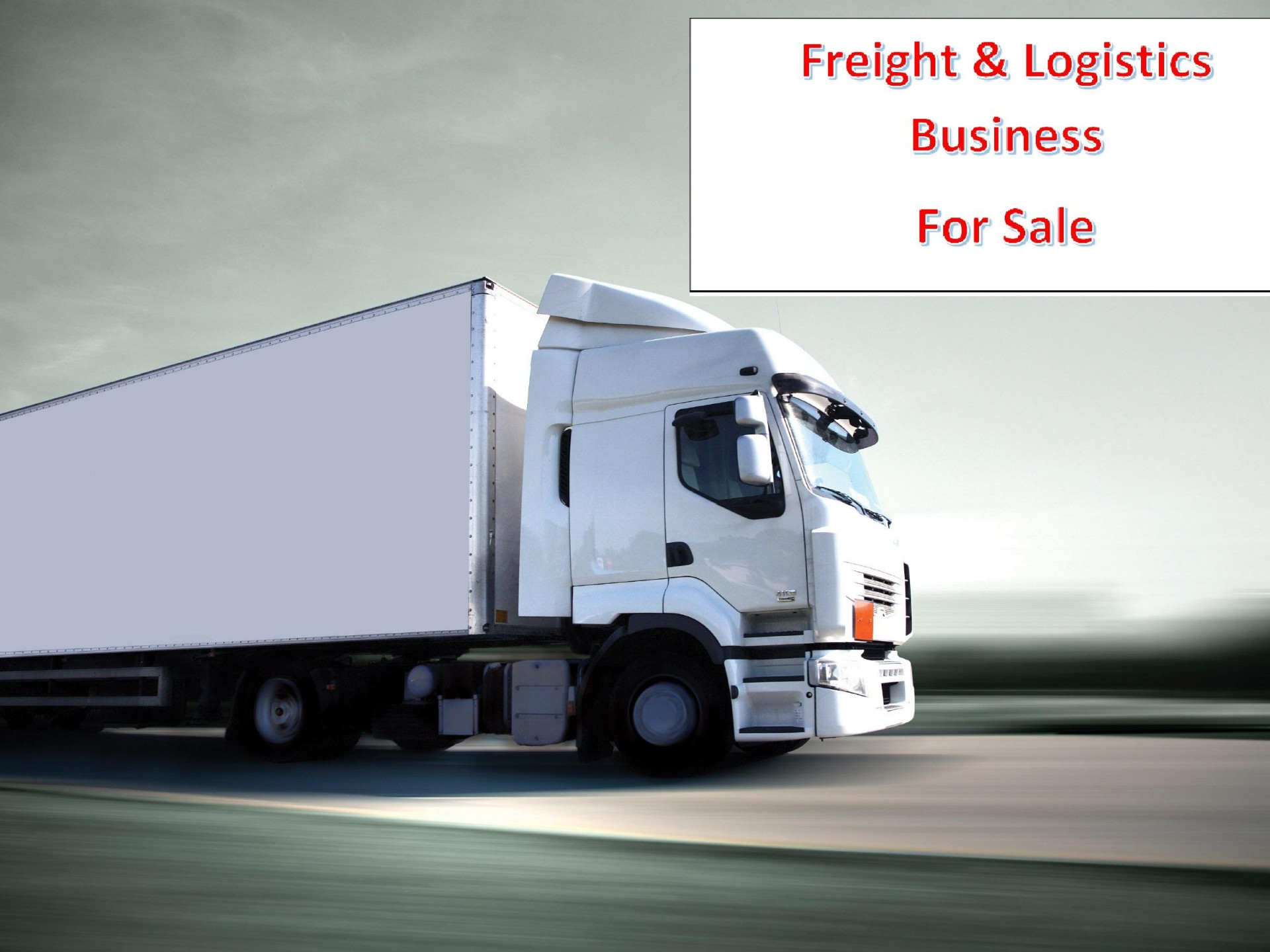 Booming Freight business Toowoomba SS