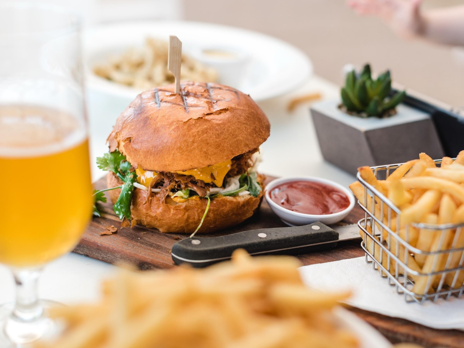Licensed Hamburger Restaurant for Sale in the Sutherland Shire CF