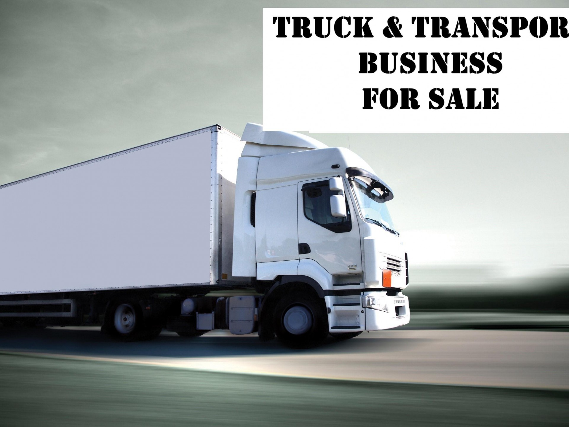 Booming truck/transport delivery business Hervey Bay SS