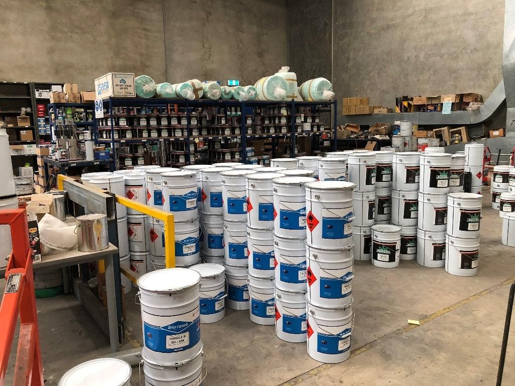 Paint Manufacturing business