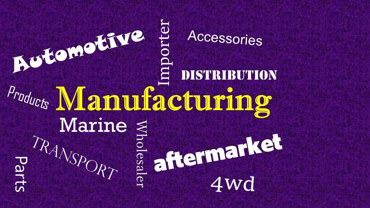 Manufacturer Importer Wholesaler and Distribution Business For Sale