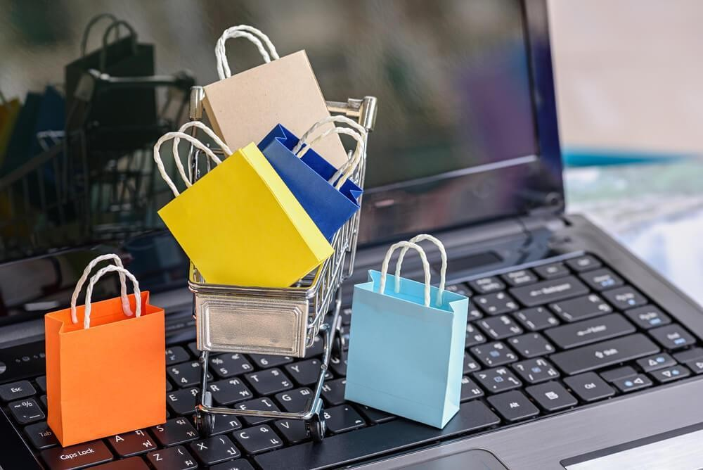 eCOMMERCE BUSINESS IN GROWTH SECTOR OF RETAIL SALES