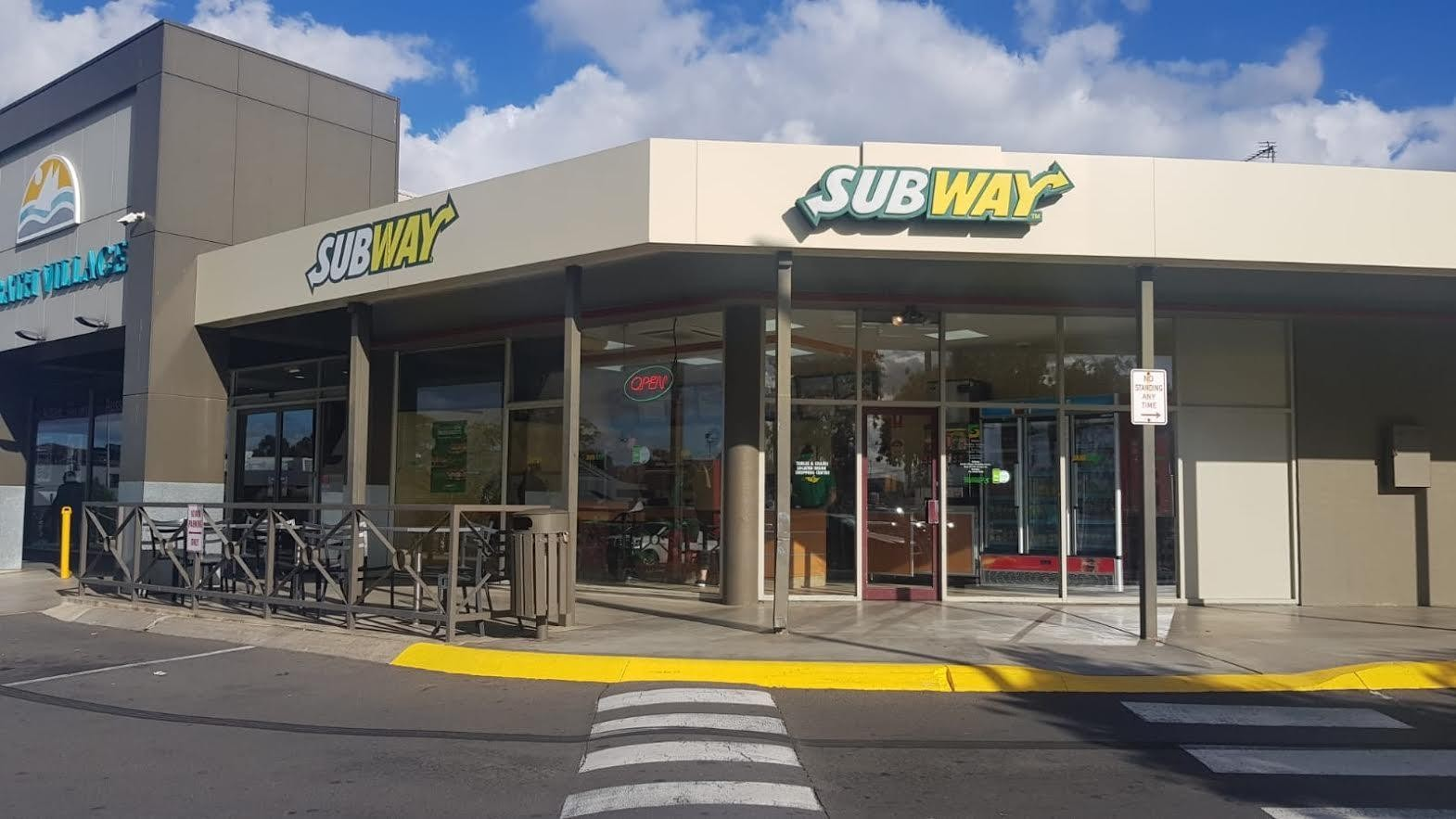 Sub Sandwich Bendigo 360BS