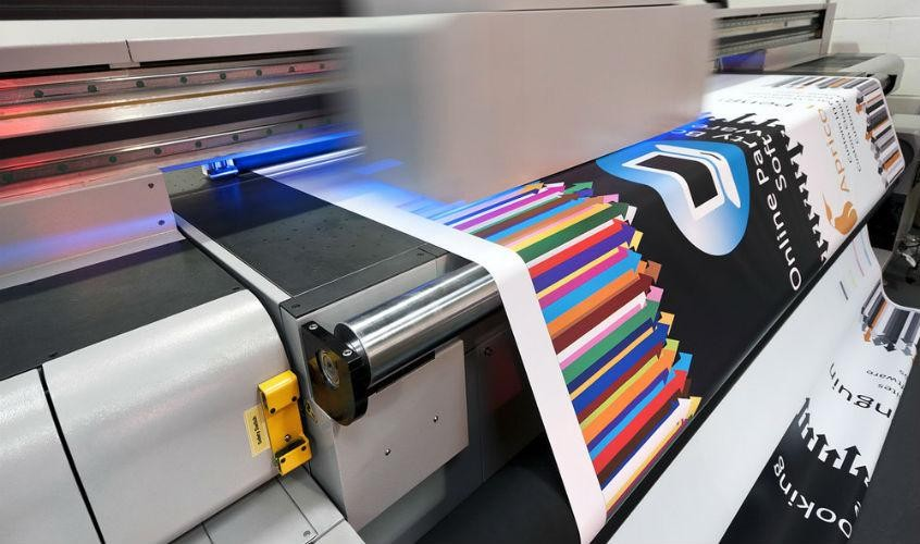 DIGITAL FABRIC PRINTING - Banners & Awards Business (AM)