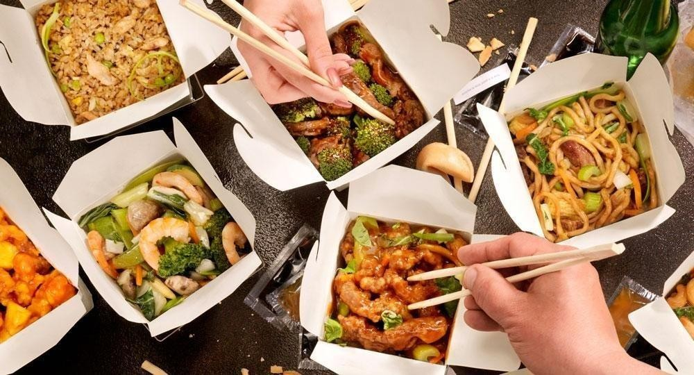 Asian Takeaway - Mix It Up and Watch It Grow