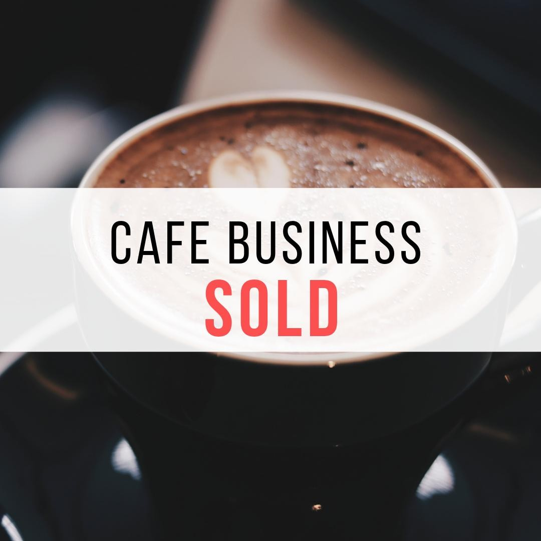 Profitable cafe under management NOW SOLD