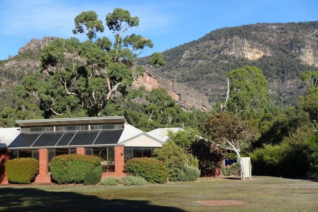 Motel lease in the beautiful surrounds of Victoria's Grampians.