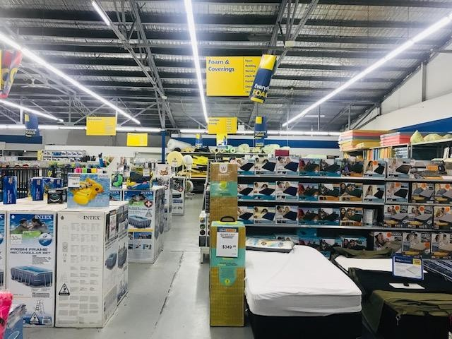 Successful Pool, Foam and Rubber Retailer: PRICE REDUCED for Quick Sale 360BS