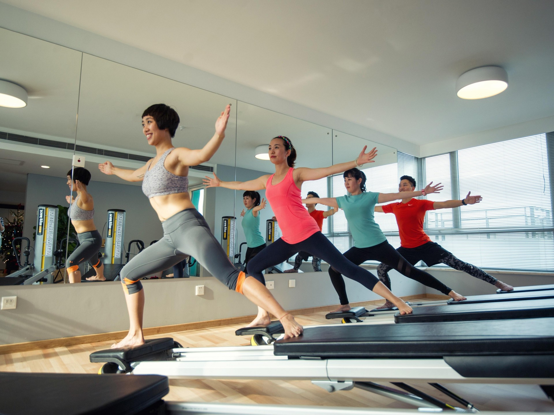 GET INTO THE PILATES REVOLUTION WITH THIS MULTI-SITE OPERATION