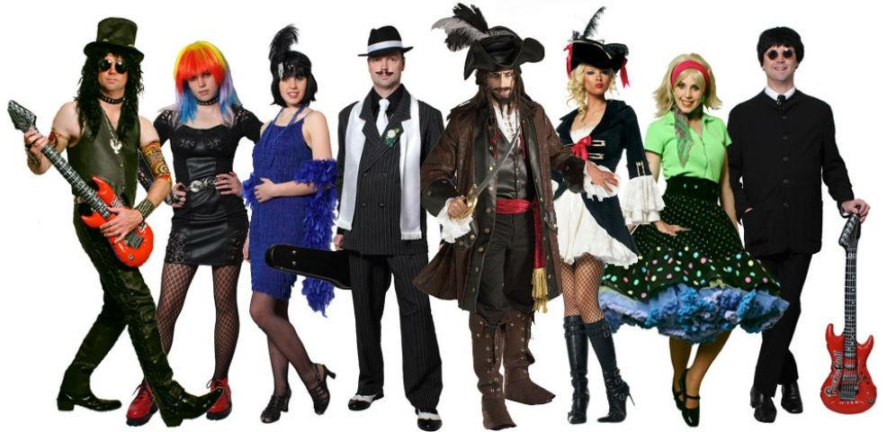 Costume Hire Business (AM)