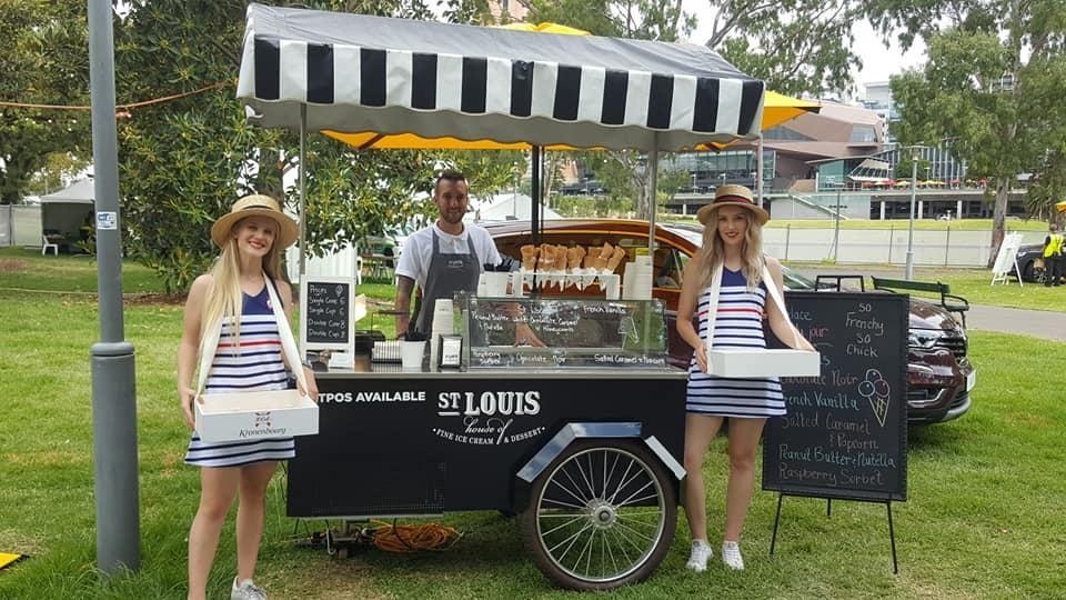Profitable Ice Cream Cart business. Attention First Time Buyers. Nothing to spend !