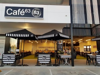 Cafe 63   - Sales on the UP
