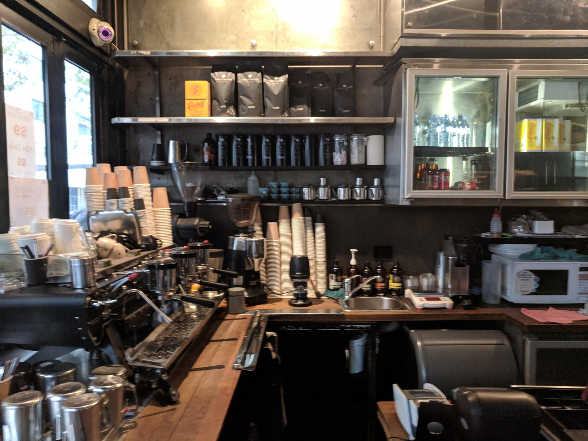 Prime Location 5-Day Cafe near University and Tafe Selling Over 25kg Coffee a Week. $2,725/wk Net.