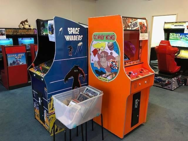 HAVE FUN WHILE YOU WORK SELLING ARCADE MACHINES
