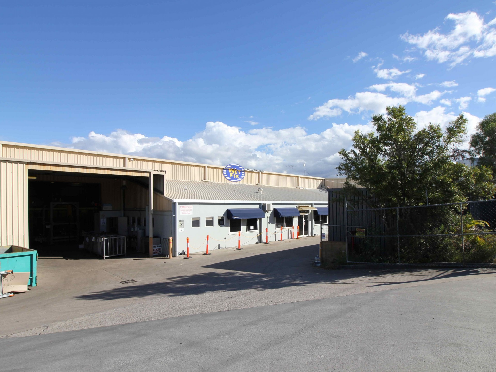 Industrial & Warehouse Property For Sale or Lease