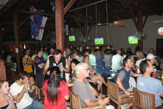 Sports Bar Bali- None BETTER