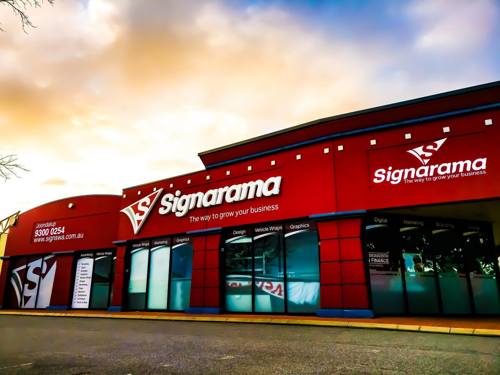NEW Signarama Franchise Opportunity in Brisbane area