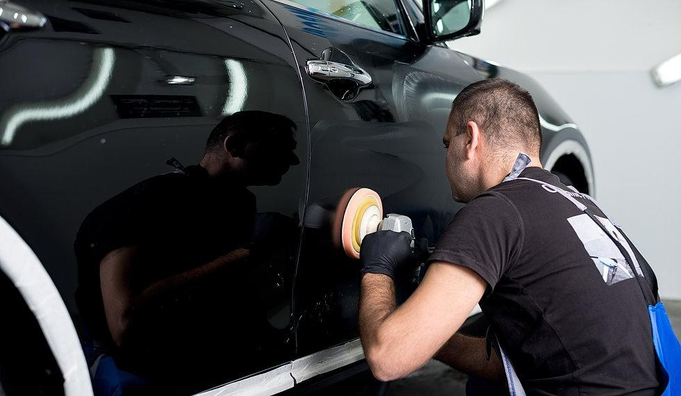 Car Paint Repair - Work from home - Vehicle included