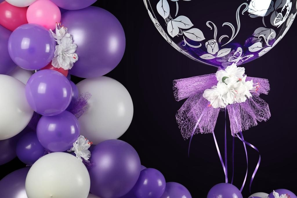 Balloon display business- Be creative and make profits with fun loving clients